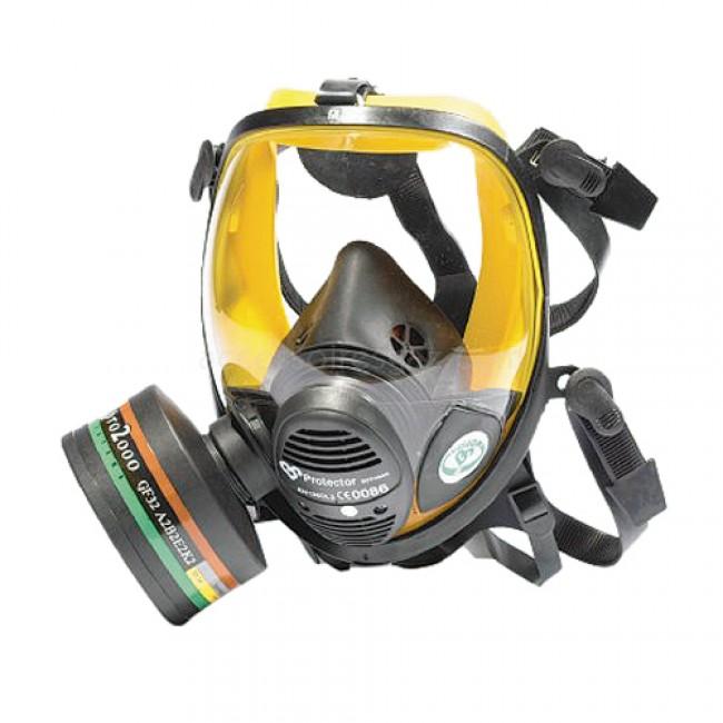 Masque à gaz Vision